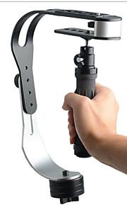 slr camera handheld stabilisator dv micro enkele camera mini stabilisator