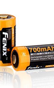 fenix 16340 700mAh 3.7V oplaadbare Li-ion batterij-arb-l16-700