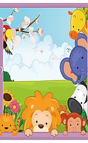 Animales Romance 3D Pegatinas de pared Calcomanías de Aviones para Pared Calcomanías 3D para Pared Calcomanías Decorativas de Pared,Papel