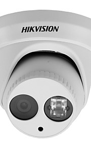 Hikvision ds-2cd2352-i 5MP WDR EXIR turret netwerkcamera indoor (30m ir DC12V & poe dual stream 3-as)