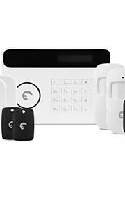 etiger s4 - c gsm PSTN home security alarmsysteem