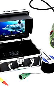Bergon 30m 1000tvl onderwater visuele videocamera 6 stuks led verlichting 7 inch kleurenmonitor