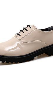 Homme oxfords printemps été gladiateur lianes chaussures formelles pu mariage extérieur bureau&Partie de carrière&Soir