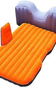 Colchón doble del coche (150 * 80 * 45cm) pvc que se reúne el guardabarros de seguridad portable impermeable con la bomba de aire