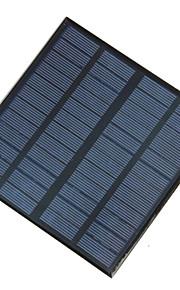 liangguang solpanel batterioplader til udendørs 3w 12v