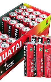 Huatai AA alkaline / alkalisk tørbatteri 1.5V 40 pack