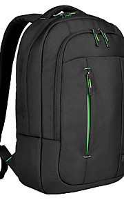 1680d nylon mand skole taske 15 15.4 15,6 tommer bærbar rygsæk beskyttende taske cover til macbook pro air