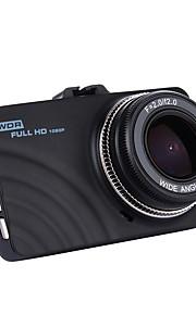 Nieuwe y18 3 auto dvr lcd fhd 1080p 140 graden voertuig multi-taal camcorder dash cam camera digitale videorecorder nachtzicht