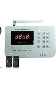 433MHz SMS Telefono Telecomando a distanza tastiera del pannello 433MHz GSM TELEFONO allarme acustico Telefono allarme allarme SMSHome