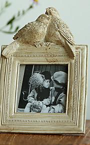 מסגרות לתמונות אגבי רטרו מצחיק,שרף 1