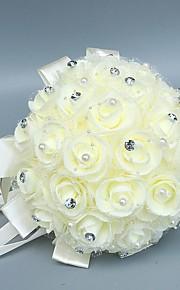 Bouquet sposa Bouquet Matrimonio 25cm