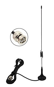 Nagoya ut-102 bnc dual band antenne voor icom walkie talkie ic-v85 ic-v80 ic-v82 kenwood th-48a voor motorola cp500 cp520 radio