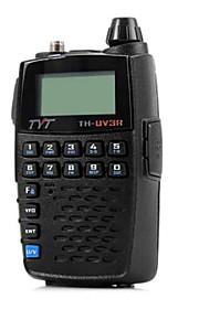 Tyt th - uv3r vhf / uhf dual band programmeerbare walkie talkie tweerichtings radio fm transceiver handheld interphone