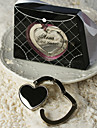 Metal Handbag Shaped Purse Valet Wedding Favor