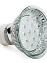 Spot Blanc Naturel MR16 GU10 W 18 LED Haute Puissance 90 LM AC 100-240 V
