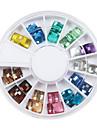1200 Manucure De oration strass Perles Maquillage cosmetique Manucure Design