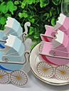 Party Favors e articoli da regalo Bomboniere scatole Giardino/Classico Other Non personalizzato Carta Rosa/Blu