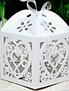 12 Piece/Set Favor Holder - Cubic Pearl Paper Favor Boxes