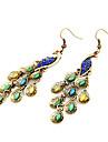 Drop Earrings Women\'s Alloy Earring Crystal