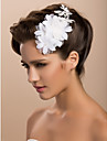 Gorgeous Lace Satin Wedding Bridal Corsage/ Headpiece