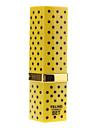Yellow Dot Lipstick Shape Butane Lighter