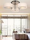 60 Montage du flux ,  Contemporain Chrome Fonctionnalite for Style mini Metal Salle de sejour Chambre a coucher Bureau/Bureau de maison