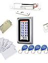 Metalliques etanches Kits Access Controller (Electric Bolt, 10 EM-ID Card, Alimentation)
