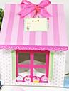 Leuke Huis vormige Cake Box (set van 12)