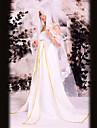 Inspired by Fate/Zero Irisvie von Einzbern Video Game Cosplay Costumes Cosplay Suits Patchwork White Top