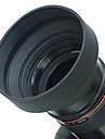 67mm Gummi Motljusskydd för Vidvinkel, standard, teleobjektiv