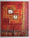 Handmålade oljemålning Sammanfattning 1303-AB0374