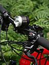 Pannlampor / Cykellyktor / Framlykta till cykel LED Cree Q5 Cykelsport Vattentät / Laddningsbar 18650 1200 Lumen Batteri