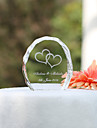 Cake Toppers Crystal Cake Topper - Heart