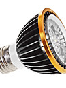 5W E26/E27 LED Spotlight MR16 5 High Power LED 350 lm Warm White Dimmable AC 220-240 V