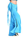 Dancewear Crystal Cotton with Tassels Belly Dance Bottom For Ladies More Colors