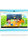 7 tum barn Tablet (Android 4.4 1024*600 Dubbel Core 512MB RAM 8GB ROM)