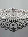 Women\'s Rhinestone/Alloy Headpiece - Wedding/Special Occasion Tiaras