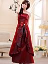 Vin Sequin elegant de JK2 femmes gaufrage longue robe complete