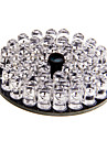 48 LED infrarouge Conseil Illuminateur pour 60mm-Coquille camera de securite CCTV