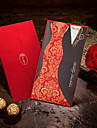 """Chinese-style Clothing"" Wedding Invitations - Set of 50"