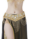 Poliester dancewear Belly Dance Belt For Ladies (mais cores)