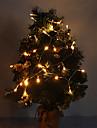 4M 3W 40 LED 210LM bande de LED lumiere blanche chaude de lumiere pour Decorations de Noel