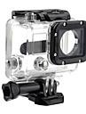 Tillbehör till GoPro,Skyddsfodral Vattentätt hus Vattentät, För-Actionkamera,Gopro Hero 3 3 ABS Plast