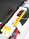 Creative DIY Visa Transparent Storage Rack