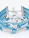 Bracelet (Alliage) Chaine - pour Femme