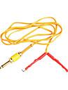 gul silicagel clip ledning