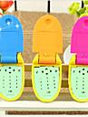 Belle forme de telephone portable de conception en caoutchouc (couleur aleatoire)