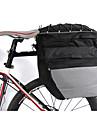 FJQXZ® cykel~~POS=TRUNCVäska till pakethållaren/Cykelväska Vattentät / Snabb tork / 3 I en / Stötsäker / Bärbar Cykelväska Nylon