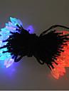 100 Colorful exterieur a LED solaire Guirlande lumineuse de Noel Cadeaux Lampe Decor