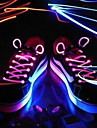 LED lumineux Shoeslace 1 Paires (plus de couleurs)